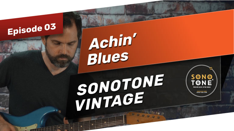 Achin' Blues by Charlie O'Neal