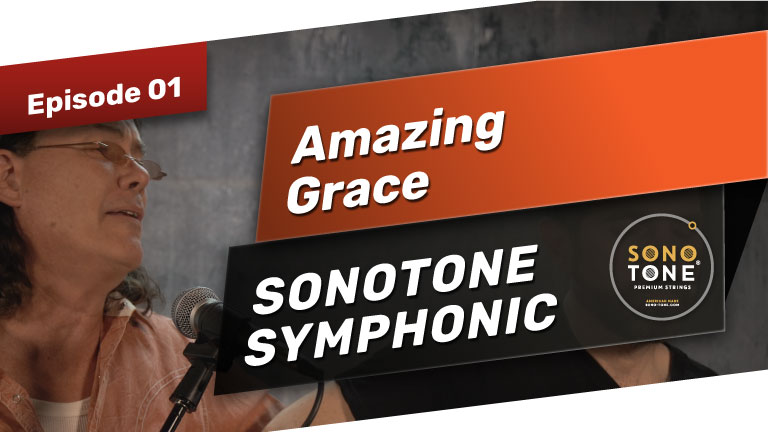 Amazing Grace by Mark Baxter and Charlie O'Neal