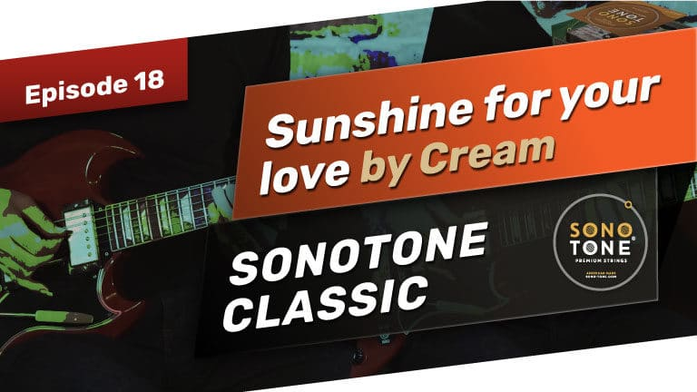 Sunshine for Your Love by Cream