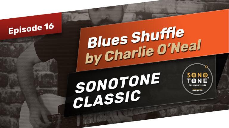 Blues Shuffle by Charlie O'Neal