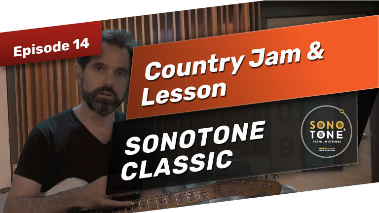 Country Jam & Lesson by Charlie O'Neal