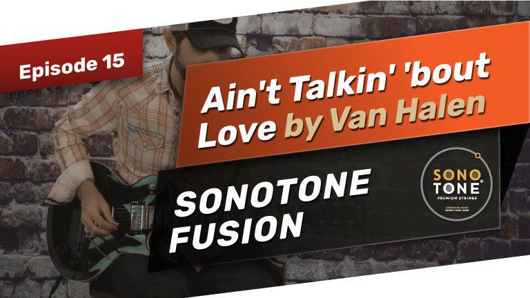 Ain't Talkin' 'bout Love by Van Halen