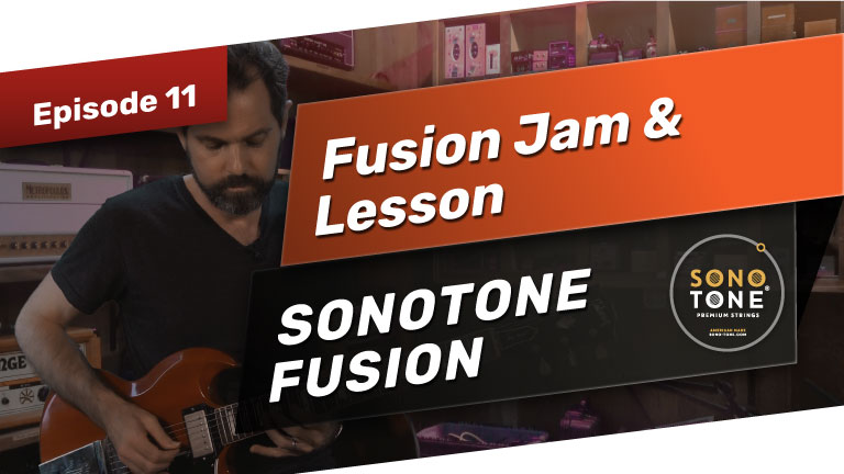 Fusion Jam & Lesson by Charlie O'Neal