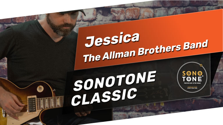 Jessica by The Allman Brothers Band