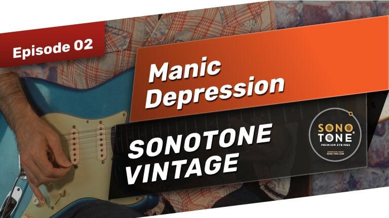 Manic Depression by Jimi Hendrix