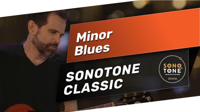 Mo' Minor Blues by Charlie O'Neal
