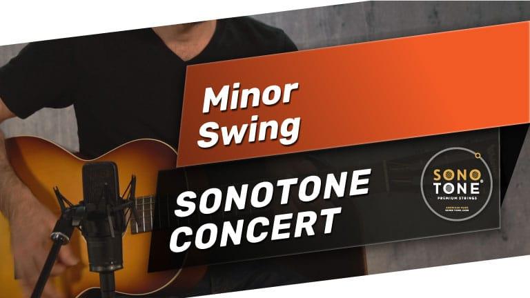 Minor Swing by Django Reinhardt