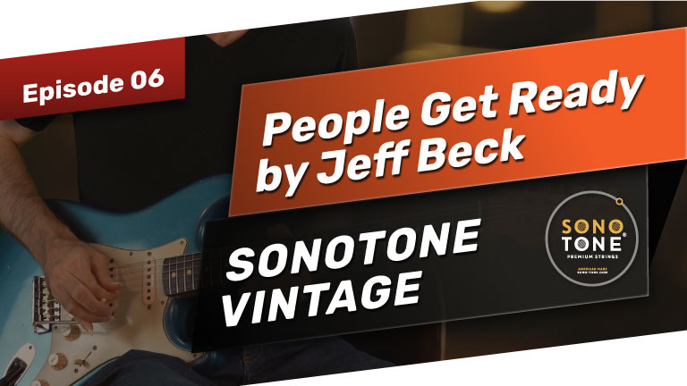People Get Ready by Jeff Beck