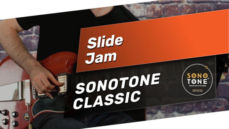 Slide Jam by Charlie O'Neal