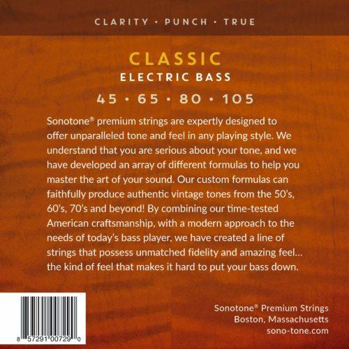 SonoTone Classic Bass