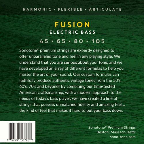 SonoTone Fusion Bass
