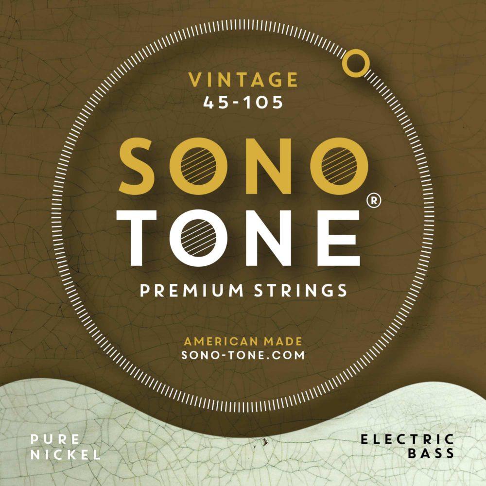 SonoTone Vintage Bass 45-105