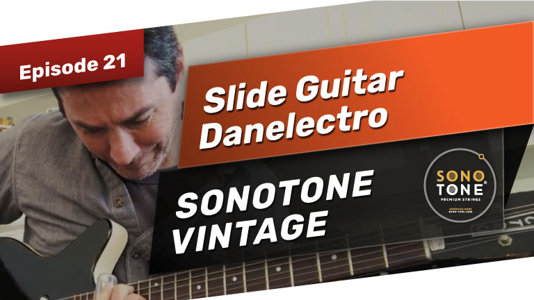 Danelectro Slide Guitar | by John Maurer