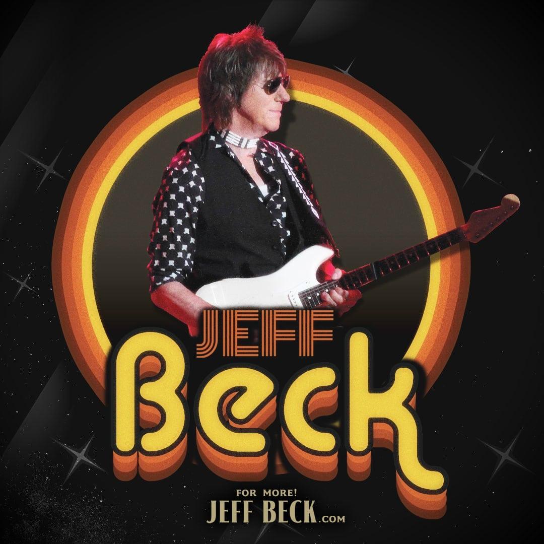 SonoTone | Artists | Jeff Beck