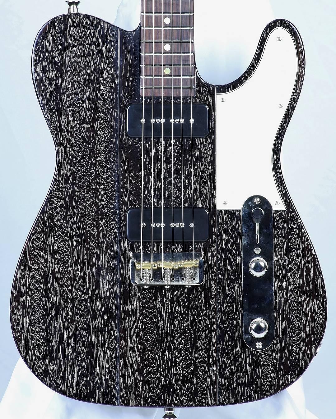 B3 Gene Baker Guitars