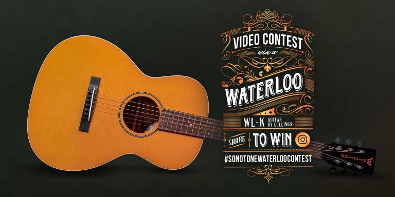 SonoTone Waterloo Contest Completed