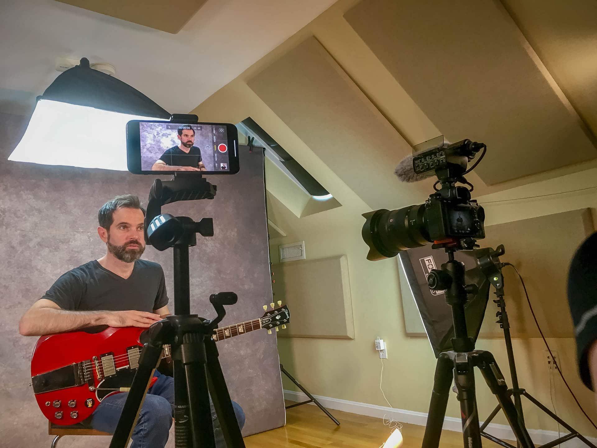 SonoTone | Behind the Scenes