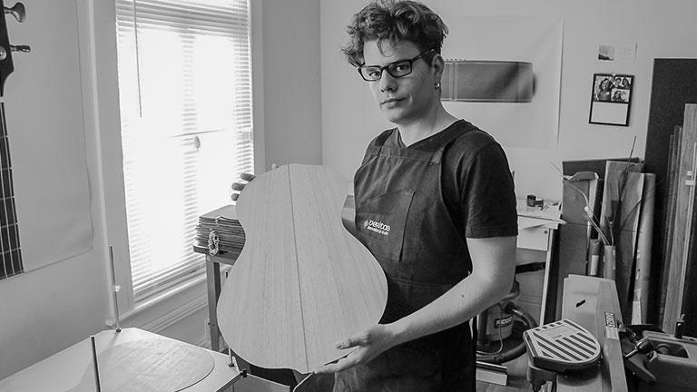 Benjamin Paldacci Guitars