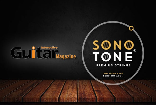 Recording Engineer's Quest for Transcendent Sound Leads to SonoTone Premium Guitar Strings